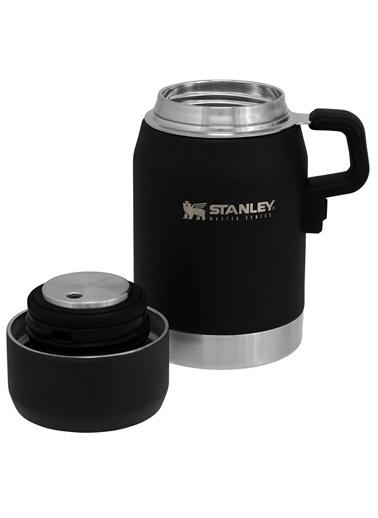Stanley Vakumlu Yemek Termosu 0,50 Lt Siyah Siyah